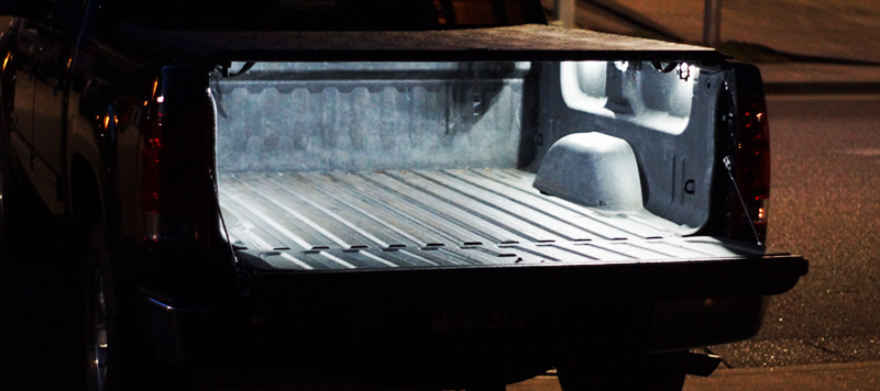 gmc sierra under the rail 