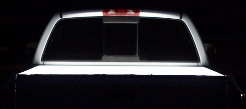 dodge ram under the rail 